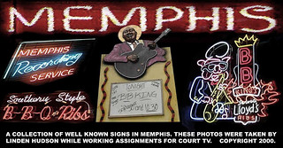 MEMPHIS USA NEON SIGNS | by lindenhud1