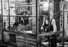 Sandwich shop in Saigon