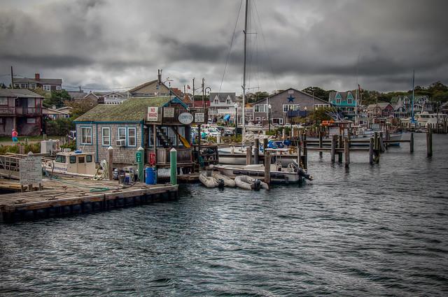 Harbor at Oak Bluffs