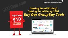SEO Group buy - SEORIDE