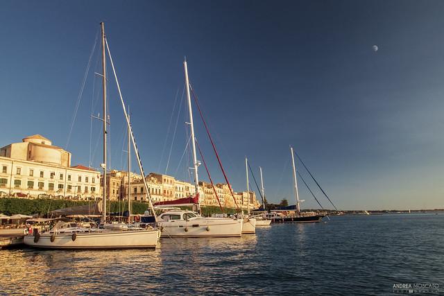 Porto Turistico di Ortigia - Siracusa (Italy)