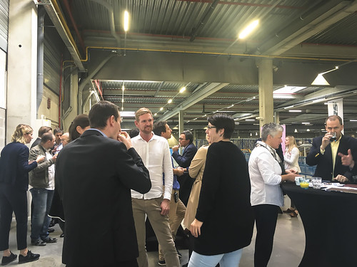 Company Visit to Skechers DC in Wallonia | by amchambelgium
