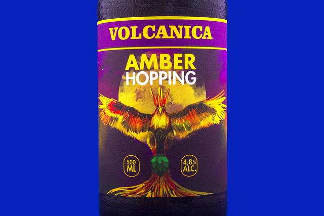 Volcanica Amber Hopping