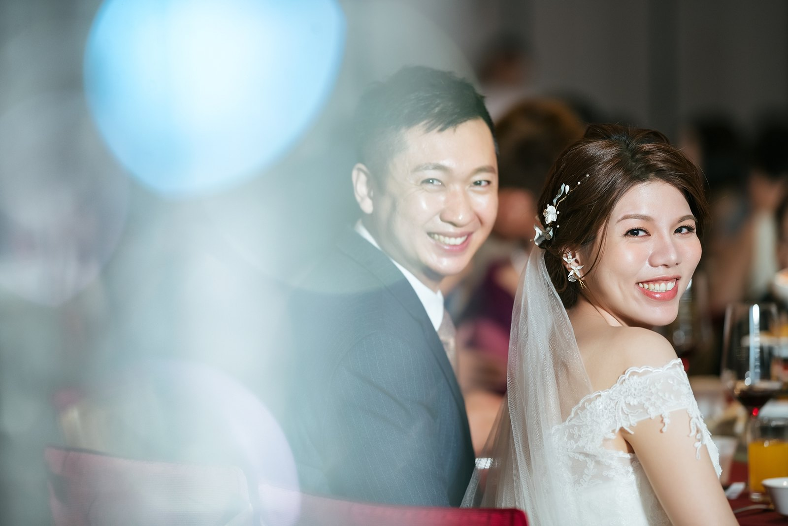 【婚攝】Hong & Ting / 台南晶英酒店