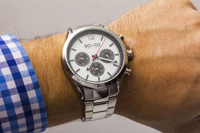 SO&CO Tribeca 5004.2 Wristwatch