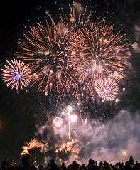 Blackheath Fireworks - November 2018