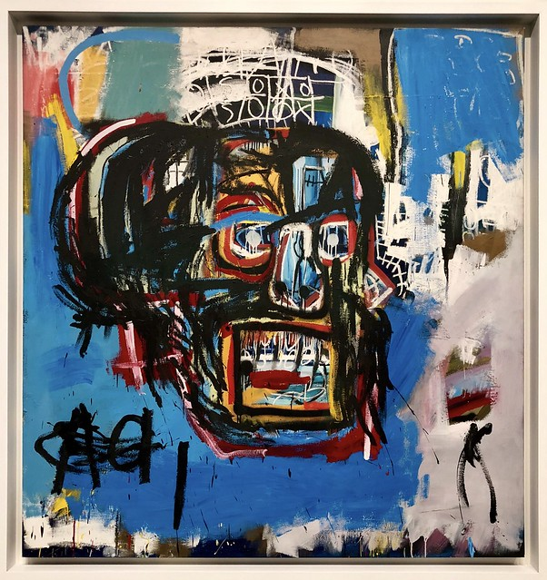 Sans titre, 1982, Jean-Michel Basquiat