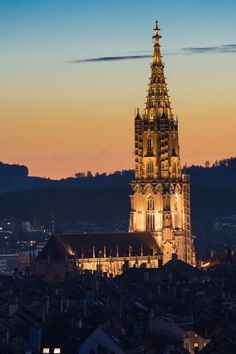 Berner Münster - Cathedral of Berne, Switzerland | by Roland E. V.