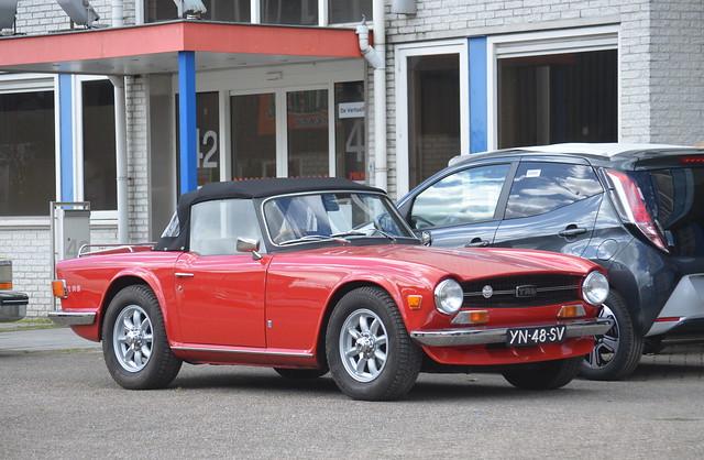 1975 Triumph TR6 YN-48-SV