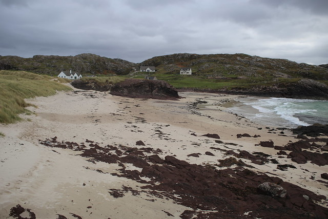 Clach Toll beach