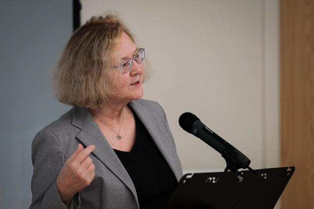 Professor Elizabeth Blackburn
