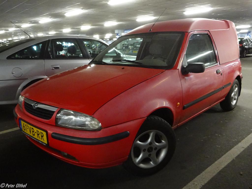 4634ae9e915e72 ... 1998 Mazda 121 1.8D Van