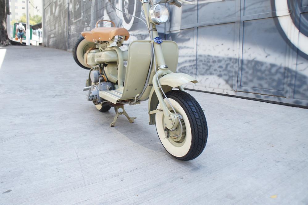 Lambretta 1957 Standart