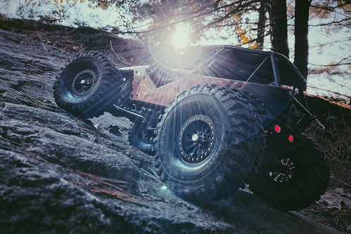 Axial Wraith | by johnny anguish