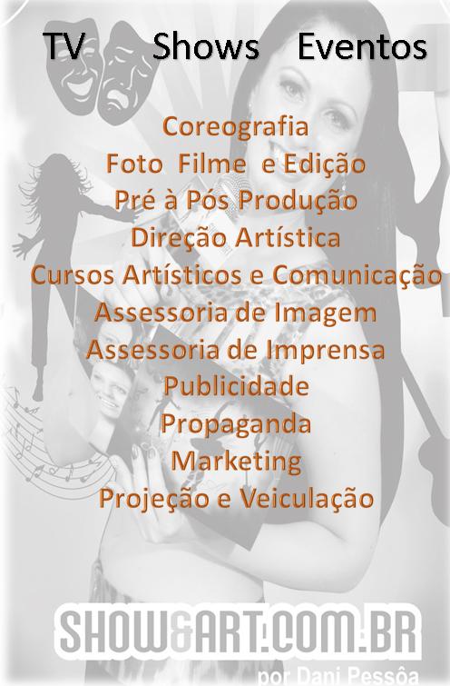Listagem Trabalhos Show&Art Produções
