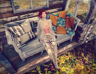 Autumn Respite | by Lucie Bluebird-Lexington