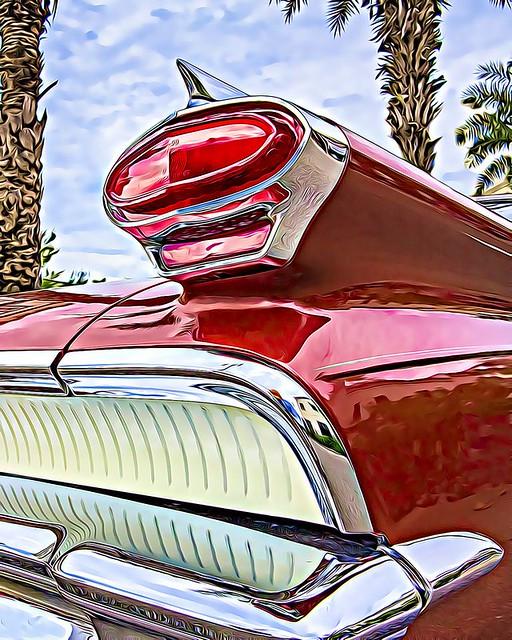 1959 Oldsmobile Cart