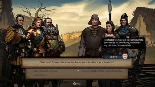 Thronebreaker: The Witcher Tales | by PlayStation.Blog