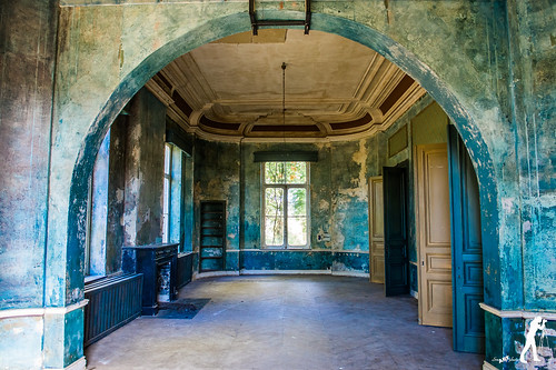 Lost Places: Mansion Domian | by smartphoto78