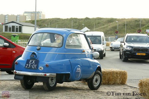 BMW Isetta | by timvanessen