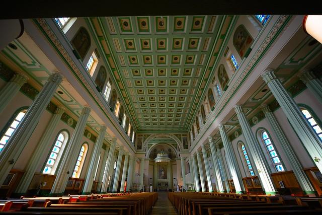 Église de l'Immaculée-Conception de Bellerive