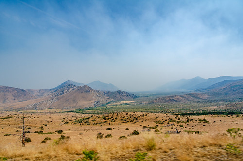 Route to Mammoth Lakes - California   by Julien   Quelques-notes.com