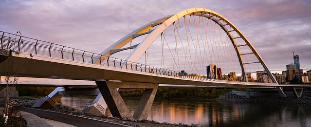 Walterdale Bridge @YEG