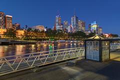 Melbourne at Twilight