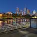 Image: Melbourne at Twilight