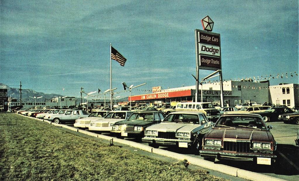 Colorado Springs Dodge >> Jim Carlin Dodge Colorado Springs Co 1981 3204 E Platte Flickr