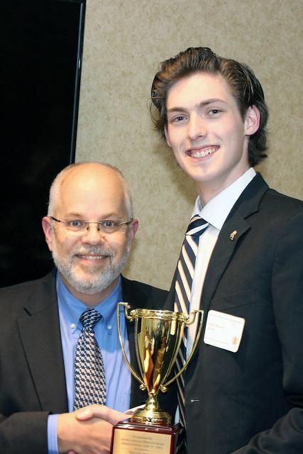 Zach Heisey: 2018 Kovner Award Recipient
