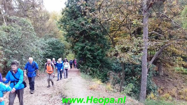 2018-11-07               Baarn SOP           25 Km  (71)