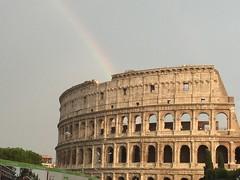 Leaving Rome