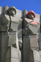 Varna - Monument of the Bulgarian-Soviet Friendship