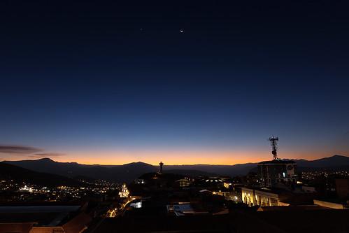 bolivia altiplano atardecer sunset potosí