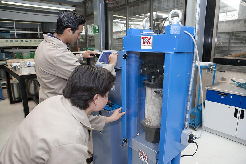 Laboratorio de Ingeniería Civil
