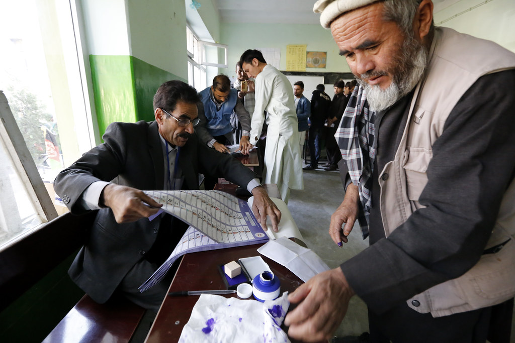 Parliamentary Elections in Afghanistan, October 2018  | Flickr