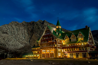 Prince of Whales Hotel - Waterton | by Mike_Herdes