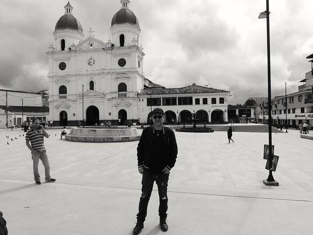Selfie en La Catedral