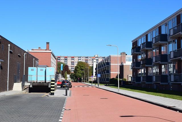 straatbeeld Spijkenisse