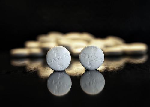 Two Aspirin   by Jack Heald