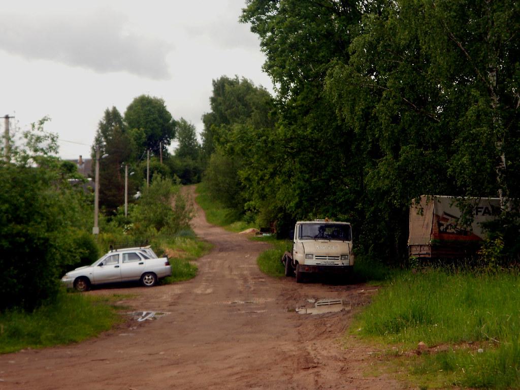 Улица Шахтёров