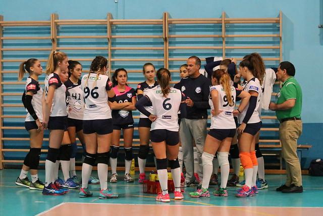 Coppa Regular Lombardia  - 24 Ottobre 2018  - Bracco Pro Patria Volley  - ASD Jolly 0 - 3