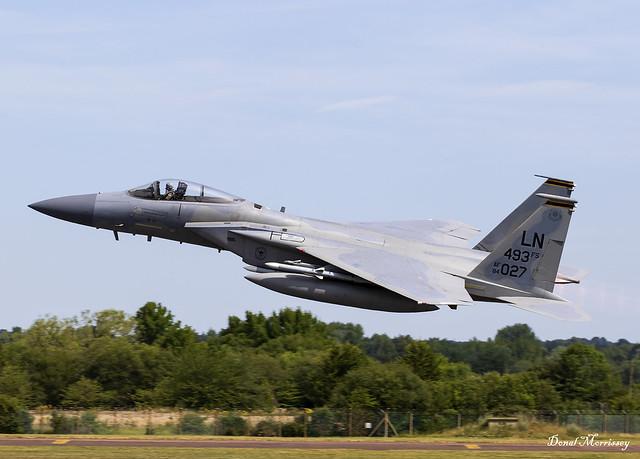 USAF F-15C 84-0027