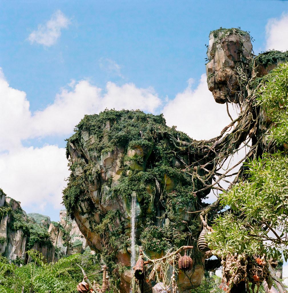 Avatar Pandora Landscape: Pandora - The World Of Avatar