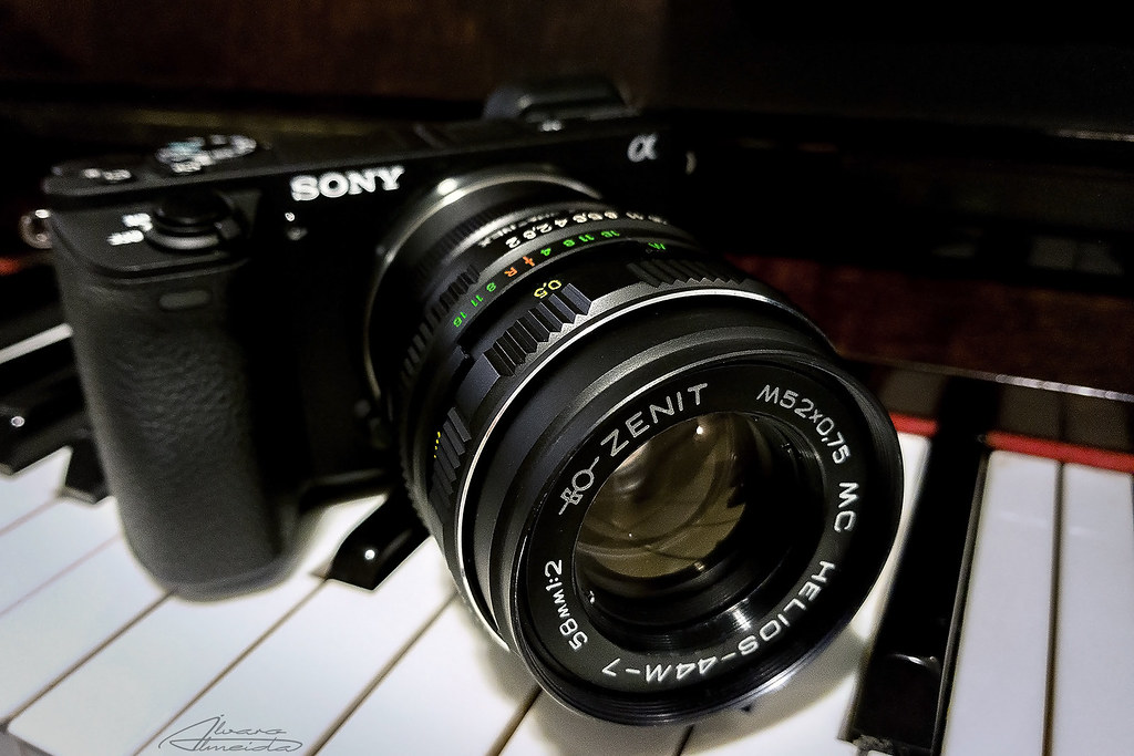 Sony a6500 + Helios 44M-7 + M42 adapter  | This lens, more t… | Flickr