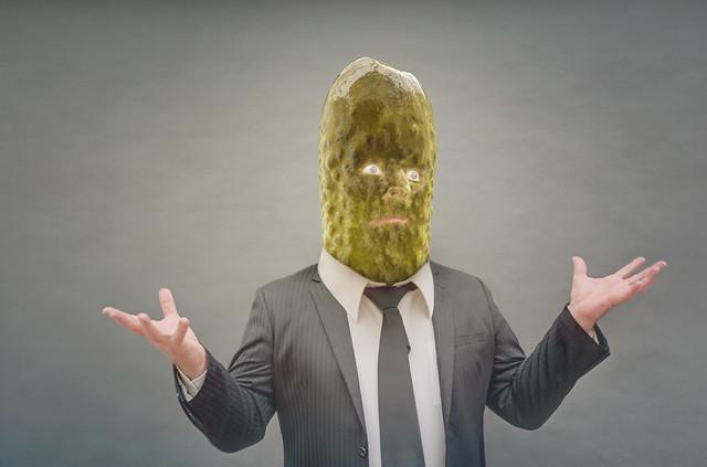 276/365 - a bit of a pickle