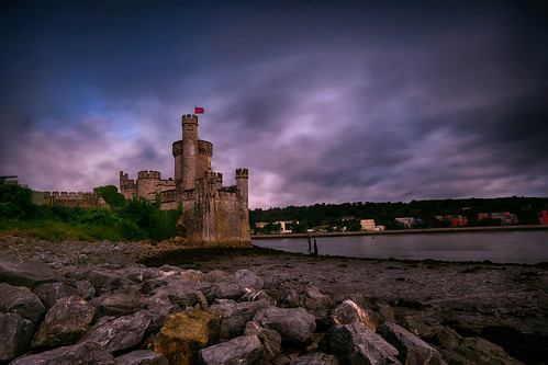 blackrockcastle blackrock riverlee castellatedfortification castle rocks sky cloud ireland cityofcork canon5dmarkiii leefilters longexposure 60seconds landscape travel lifeng