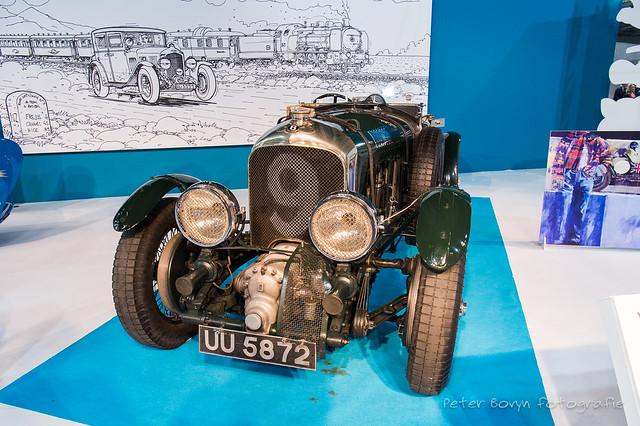 Bentley 4½-Litre Supercharged - 1929