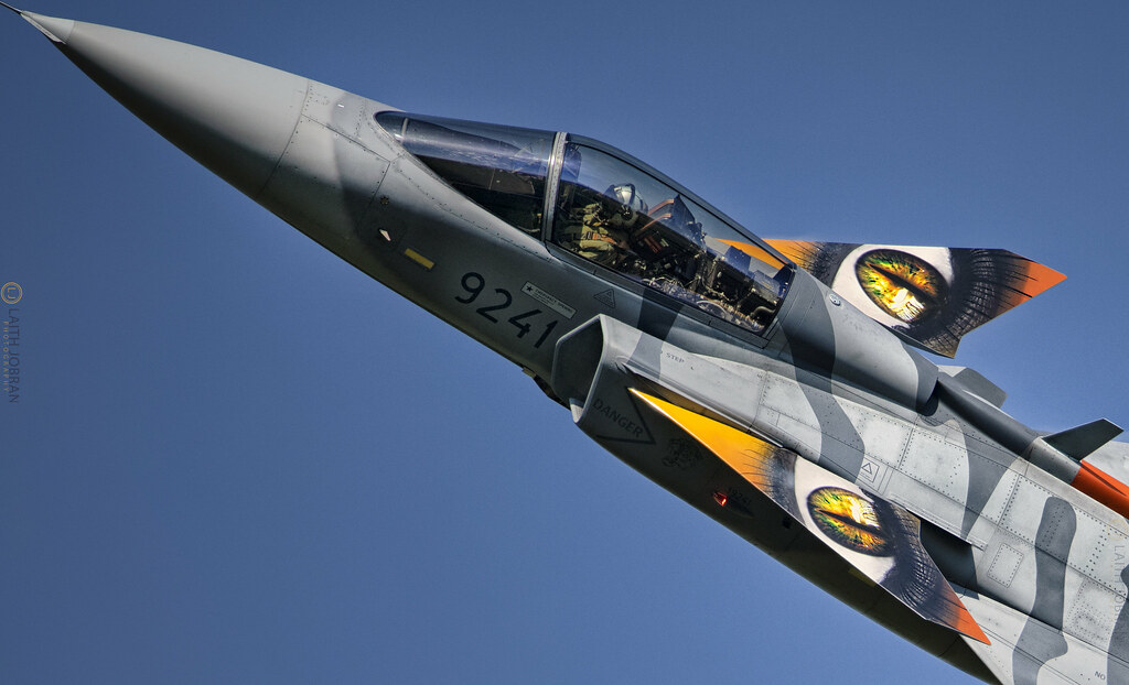 Сааб JAS 39 «Грипен» / Saab JAS 39 Gripen   Laith Jobran